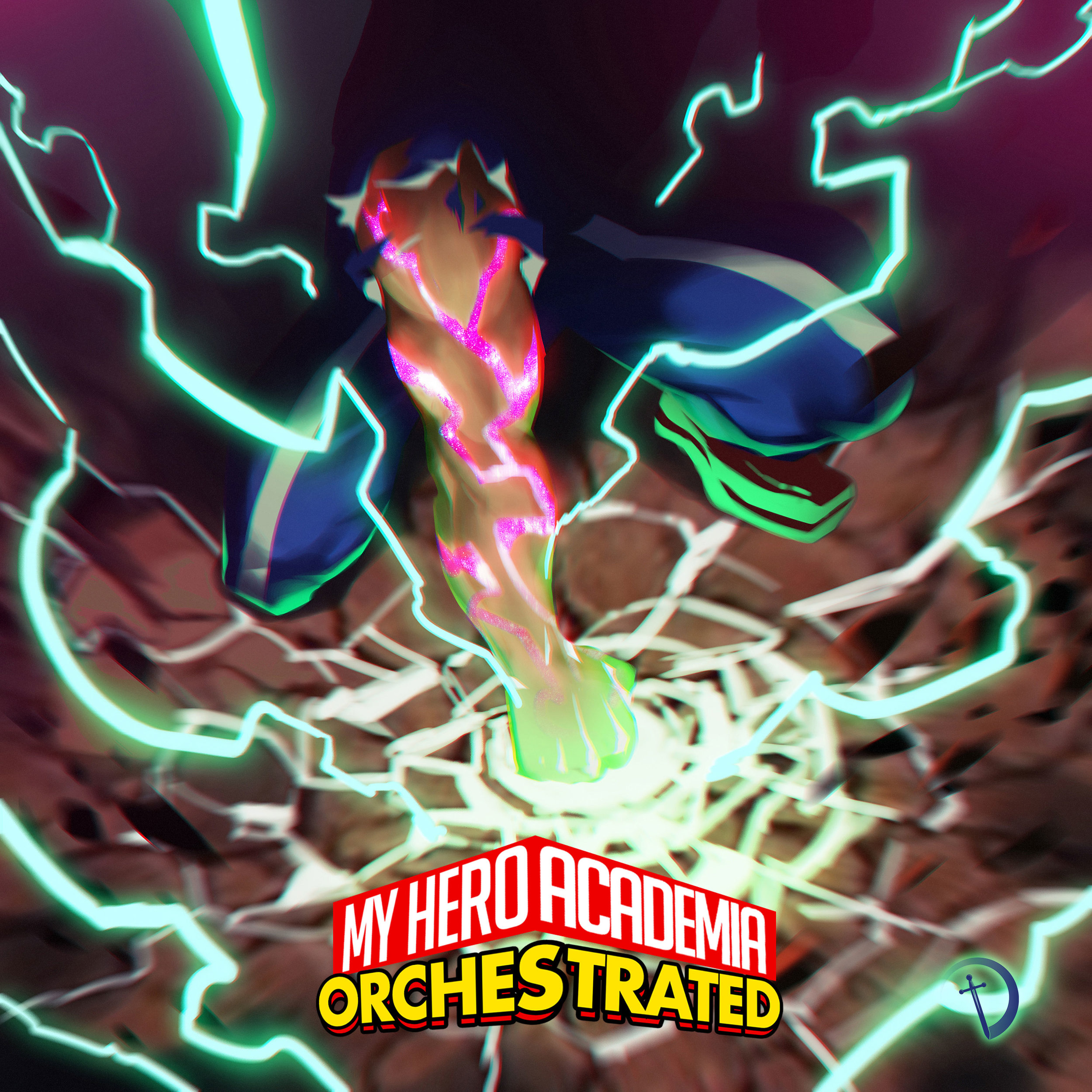 My Hero Academia Orchestrated - Relive your adventures with Deku in full cinematic, orchestral goodness. Featuring openings and a couple of extras this album is perfect for a die hard My Hero Academia fan. 'PLUS ULTRA'