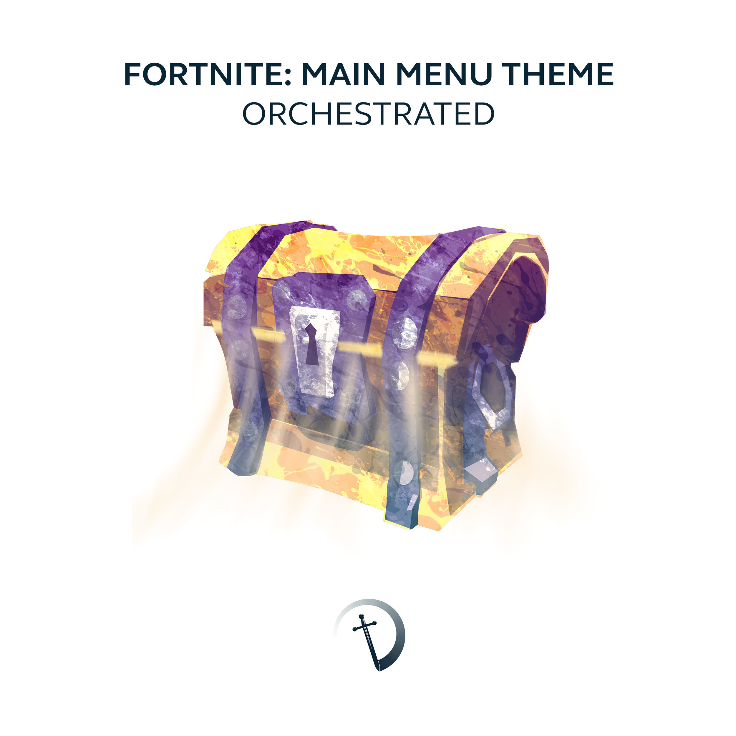 Fortnite Orchestrated - So far, I've done two arrangements of the iconic Fortnite lobby music. One being the original that doesn't exist in the game anymore and the other being the newer. Check them out on Spotify, iTunes, Google, Amazon and Google. Link's below.