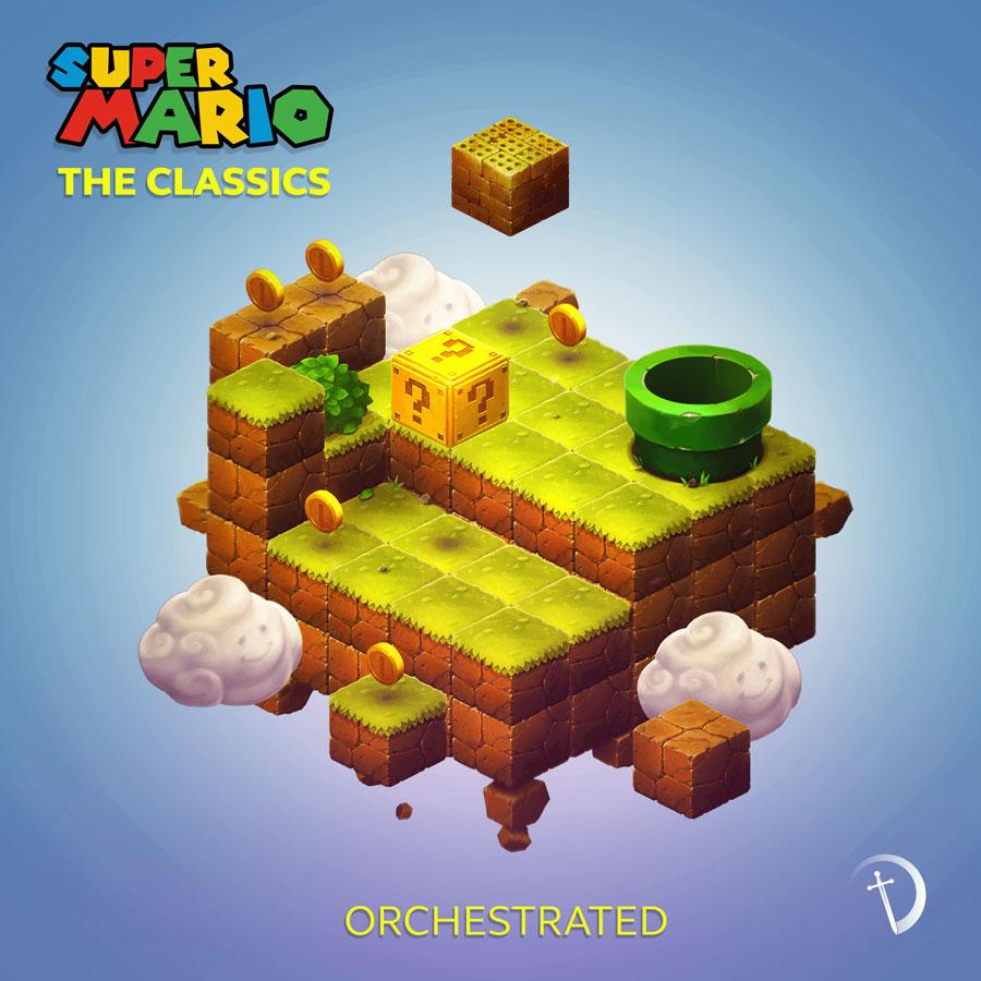 Super Mario The Classics Orchestrated