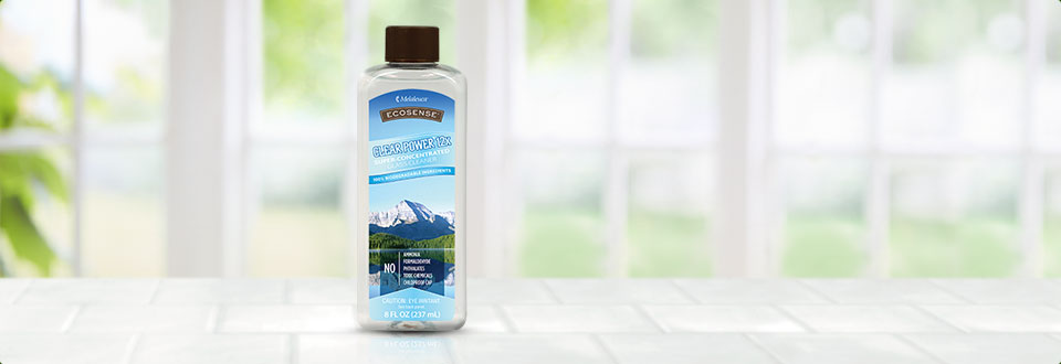 Melaleuca Clear Power Glass Cleaner - Humble Cleaning