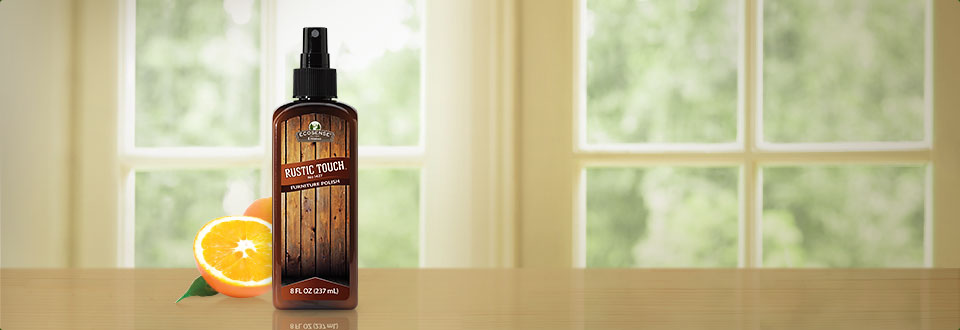 Melaleuca Rustic Touch Furniture Polish - Humble Cleaning
