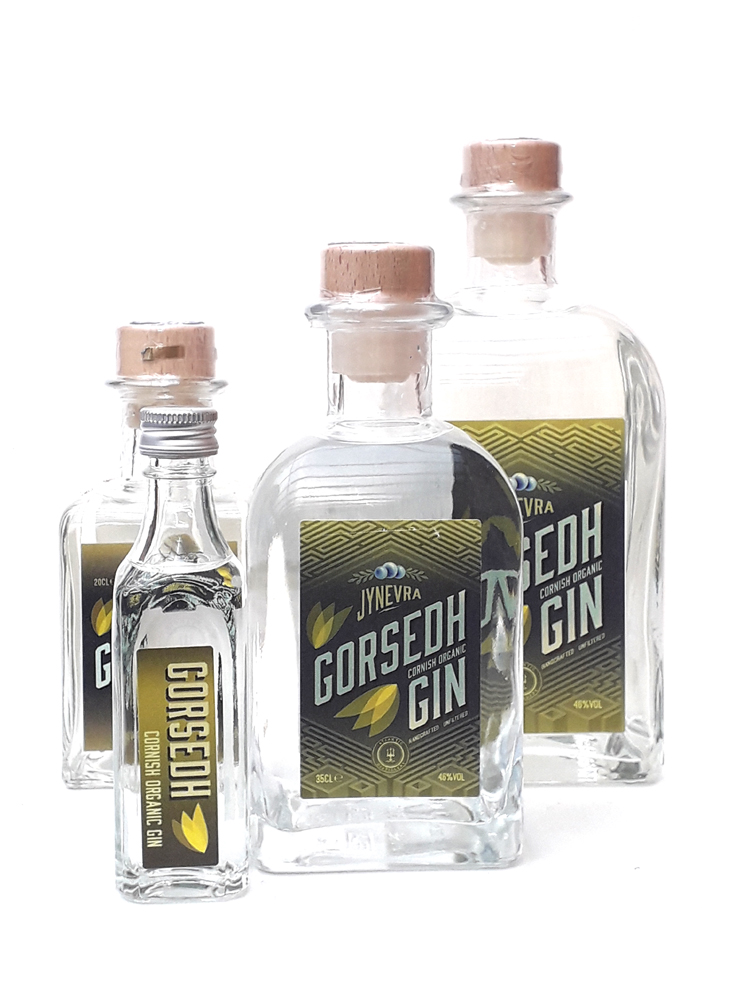 JYNEVRA RHUBARB - ABV 43%  A wonderfully rich gin combining the sweetness and slightly tart flavours of the rhubarb, with vanilla lending softness. Drinks very well with either an Indian tonic water or a ginger ale.