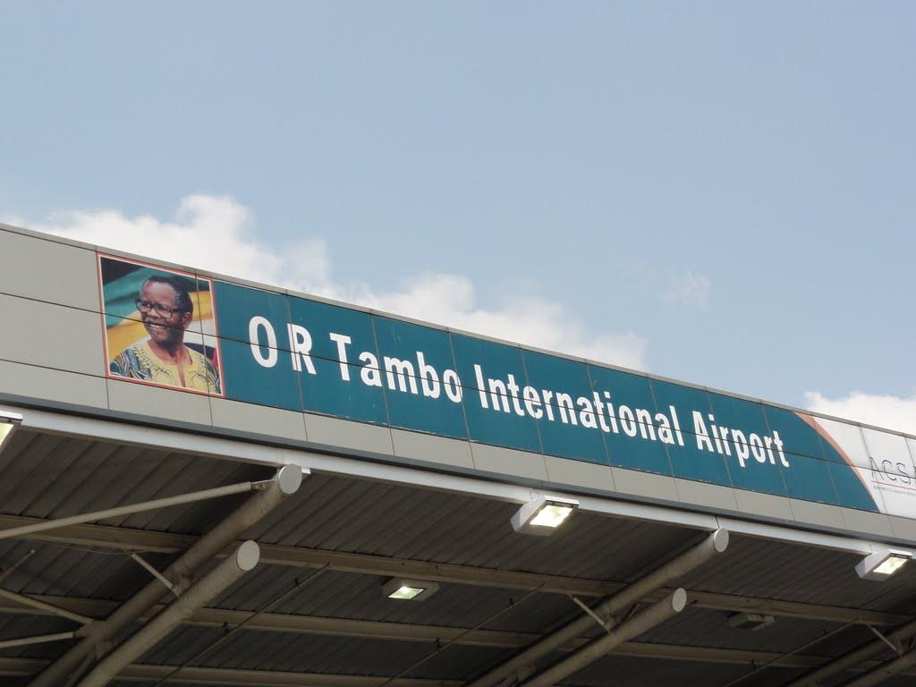OR Tambo International Airport S Africa