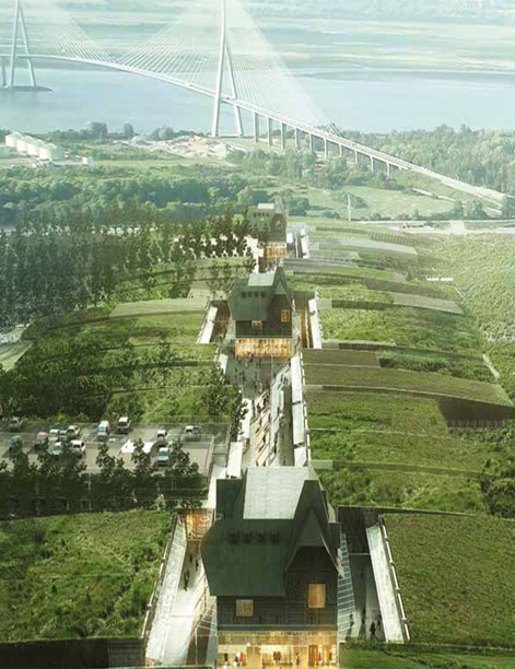 Honfleur Normandy Outlet Outlet Centre Feasibility