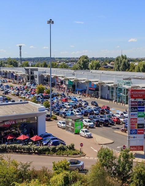 Interchange Retail Park Pre-Acquisition Assessment