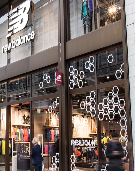 New Balance London Flagship Site Selection