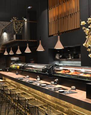 Sushi Shop Greater London Location Strategy