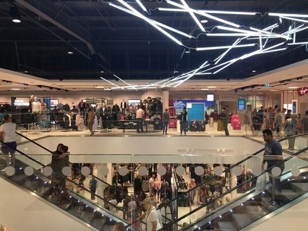 Roaring Success For The New Debenhams Store