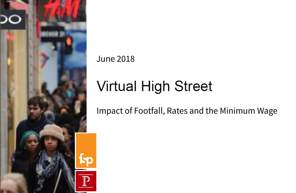 Virtual High Street Reseach