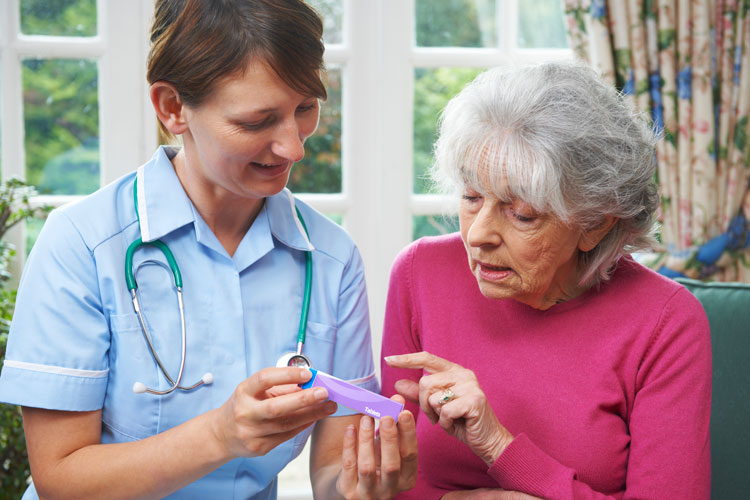 Liaise - with your public health nurse
