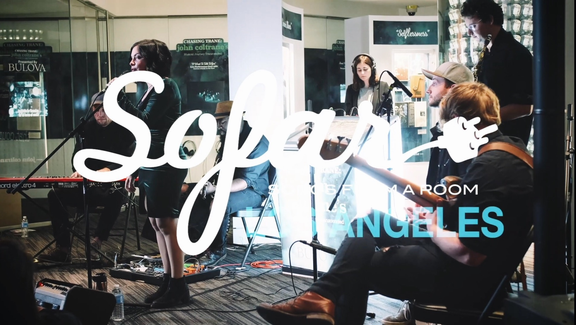 Sofar Sounds at the GRAMMY Museum