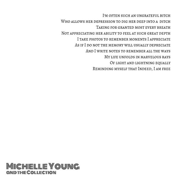 LIGHT AND LIGHTNING 💡🌩 (by Michelle Young)  #poetryoftheday #poetsandwriters