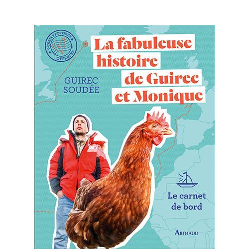 Carnet de bord illustré - Acheter en Français >