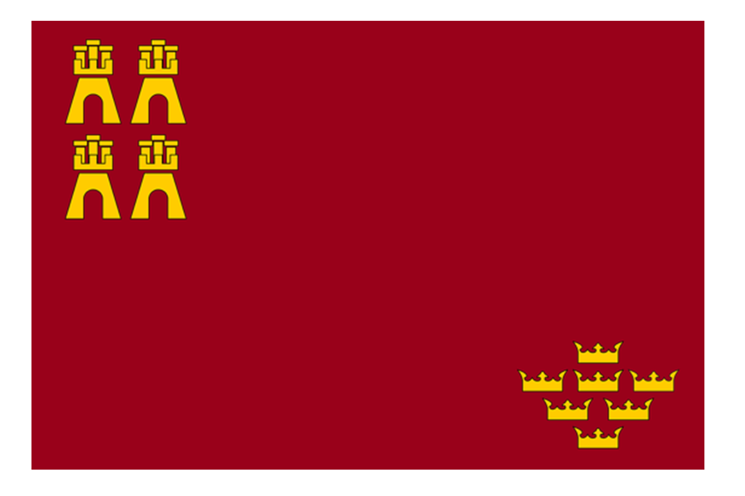 Región de Murcia - Tiendas disponibles...