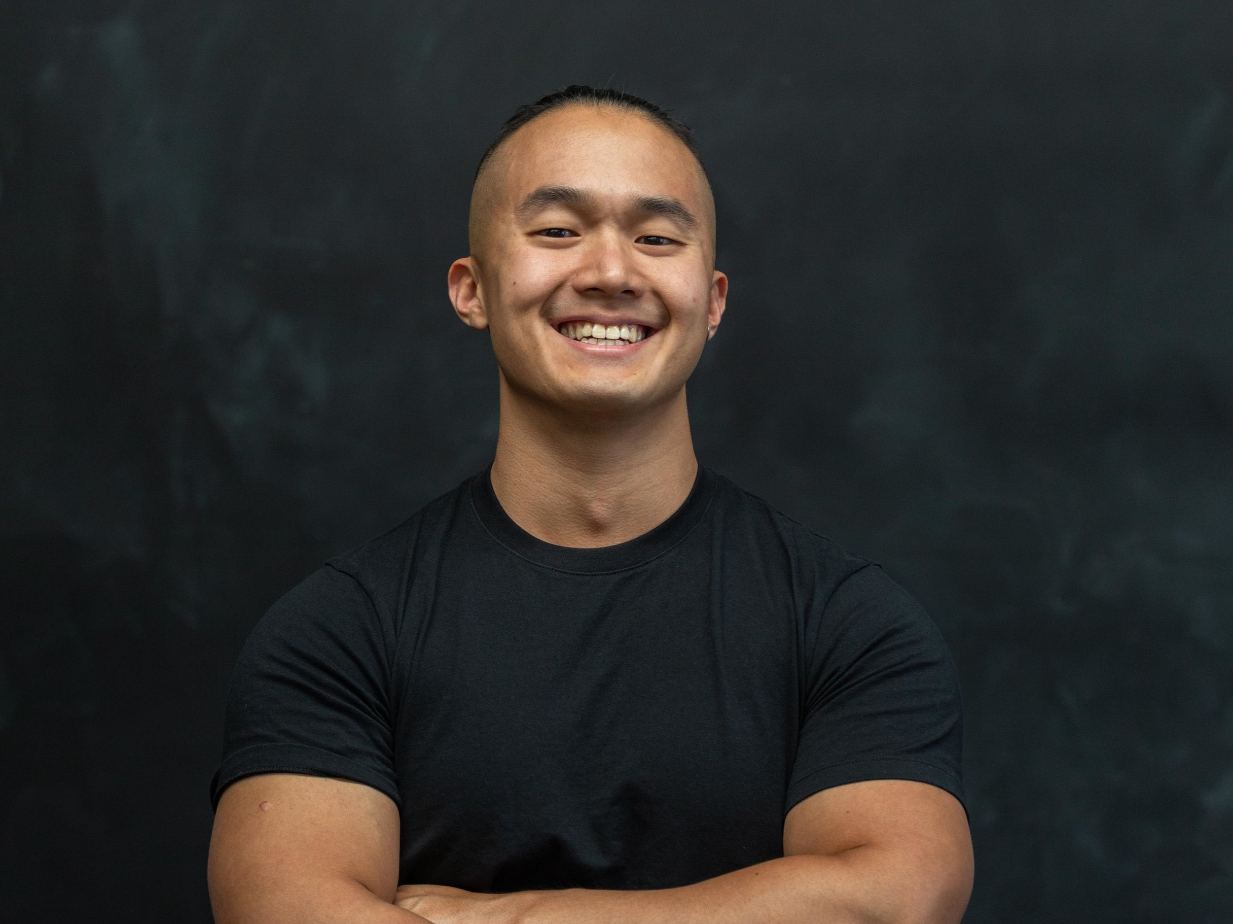 "Coach Eugene Teo - ""I'm a man who's passionate about improvement. It doesn't matter in what area – physical strength and performance, education, business growth and expansion, relationships and bonding –I crave it.""instagram: @coacheugeneteo website: ganbarumethod.com"