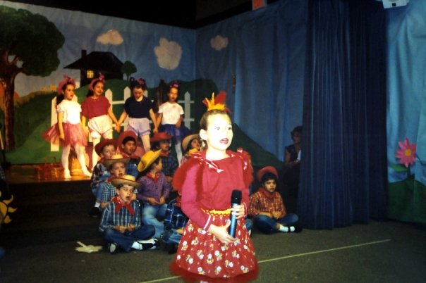 The Little Red Hen 2003