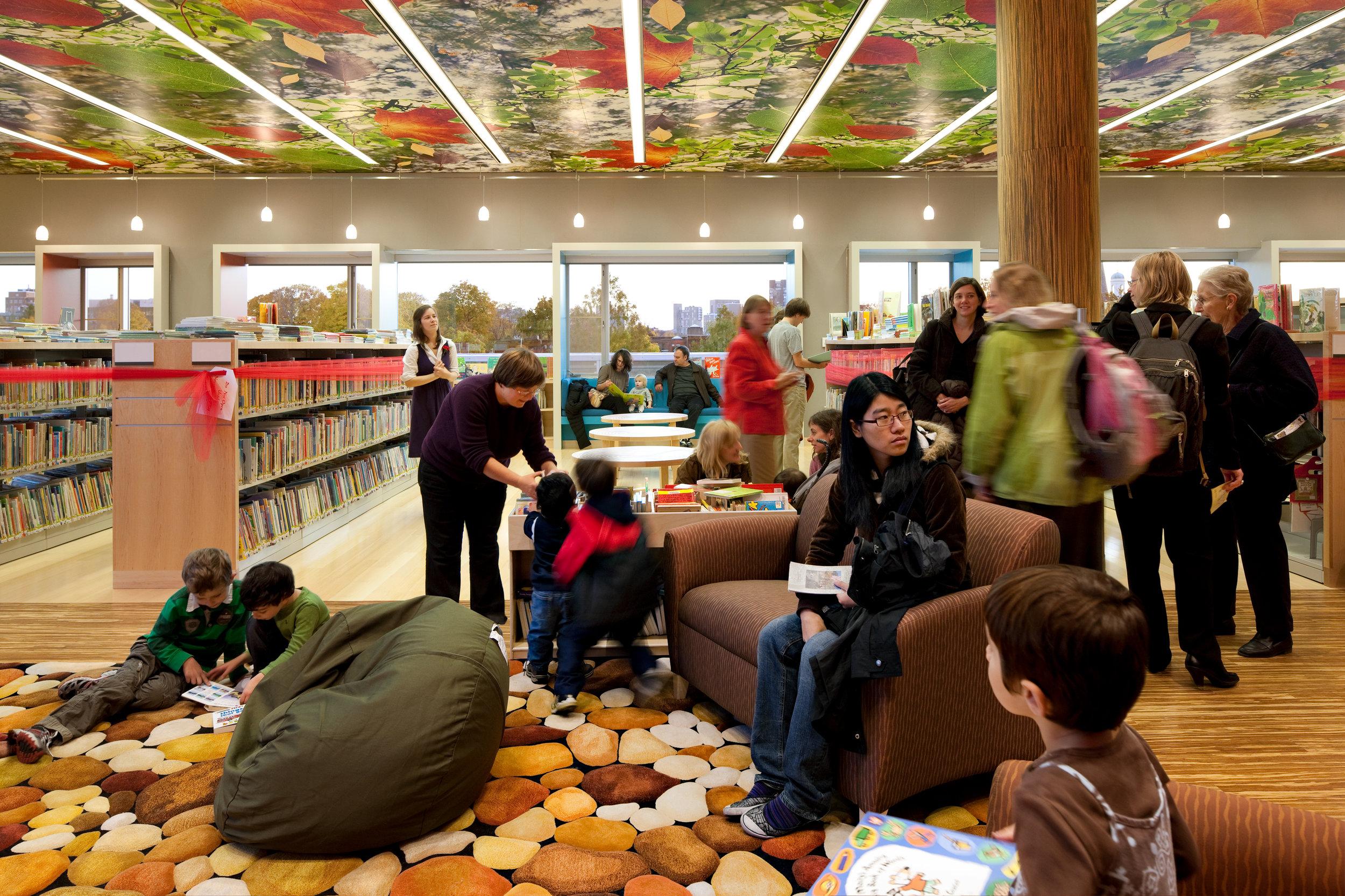 cambridge public library -