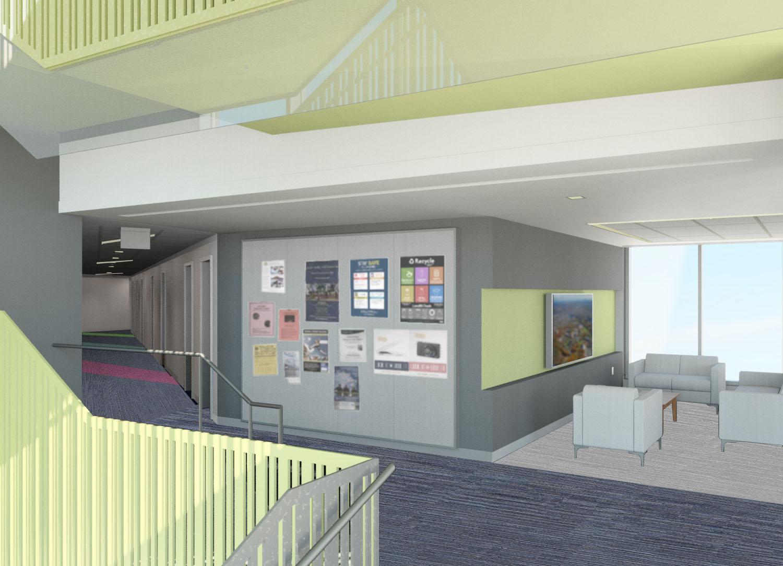 brandeis university residence hall -