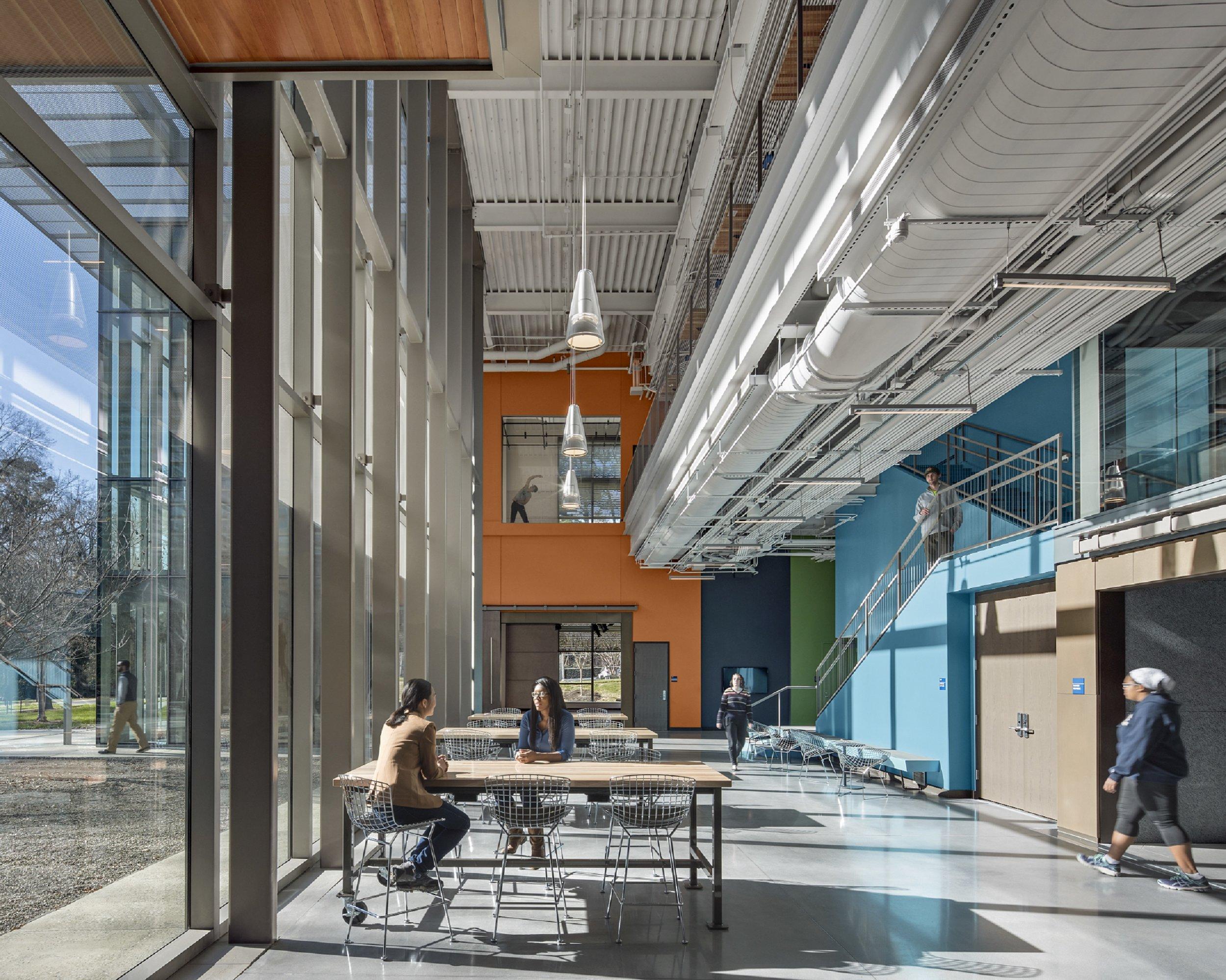 duke university rubenstein arts center -