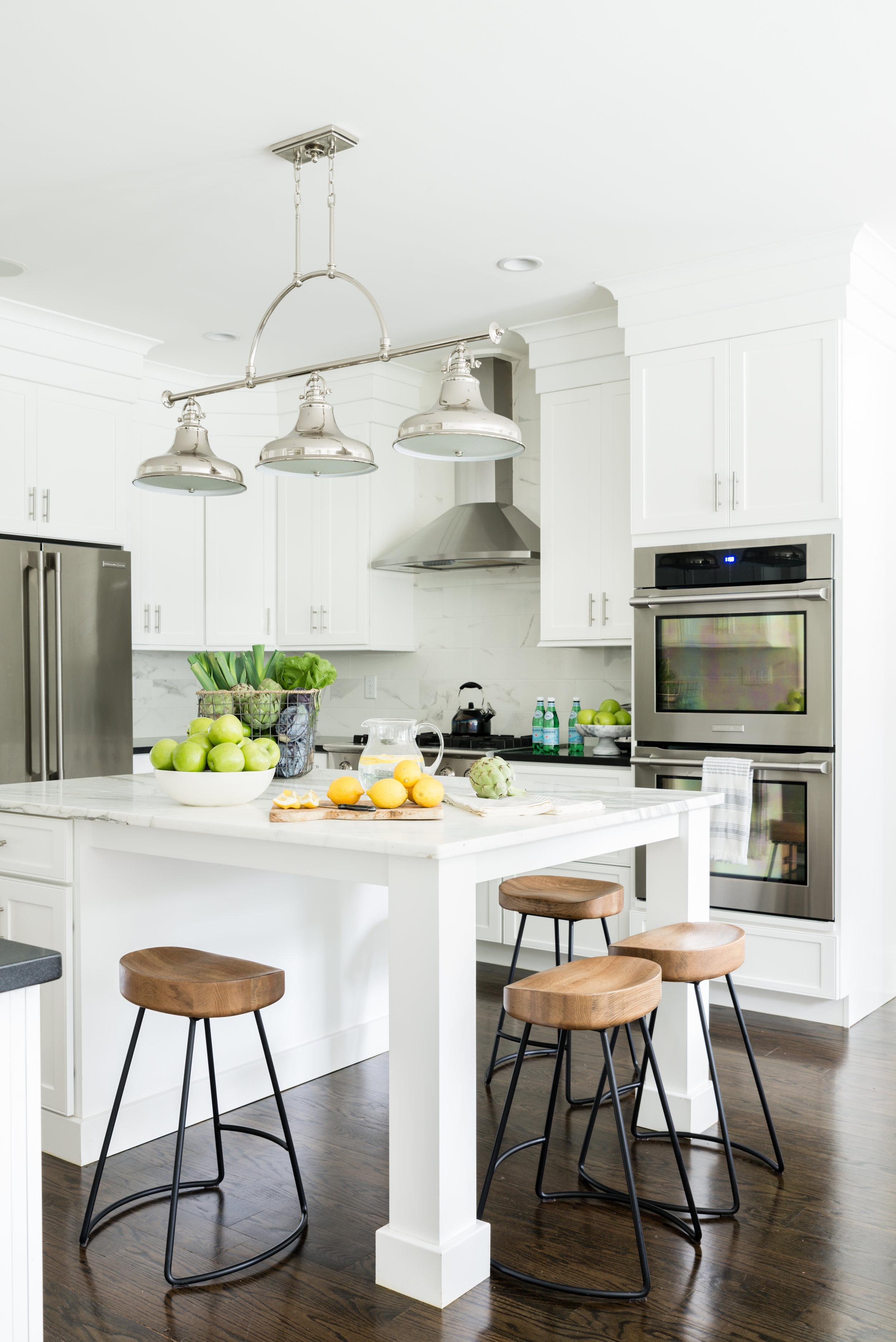 elegant family abode -