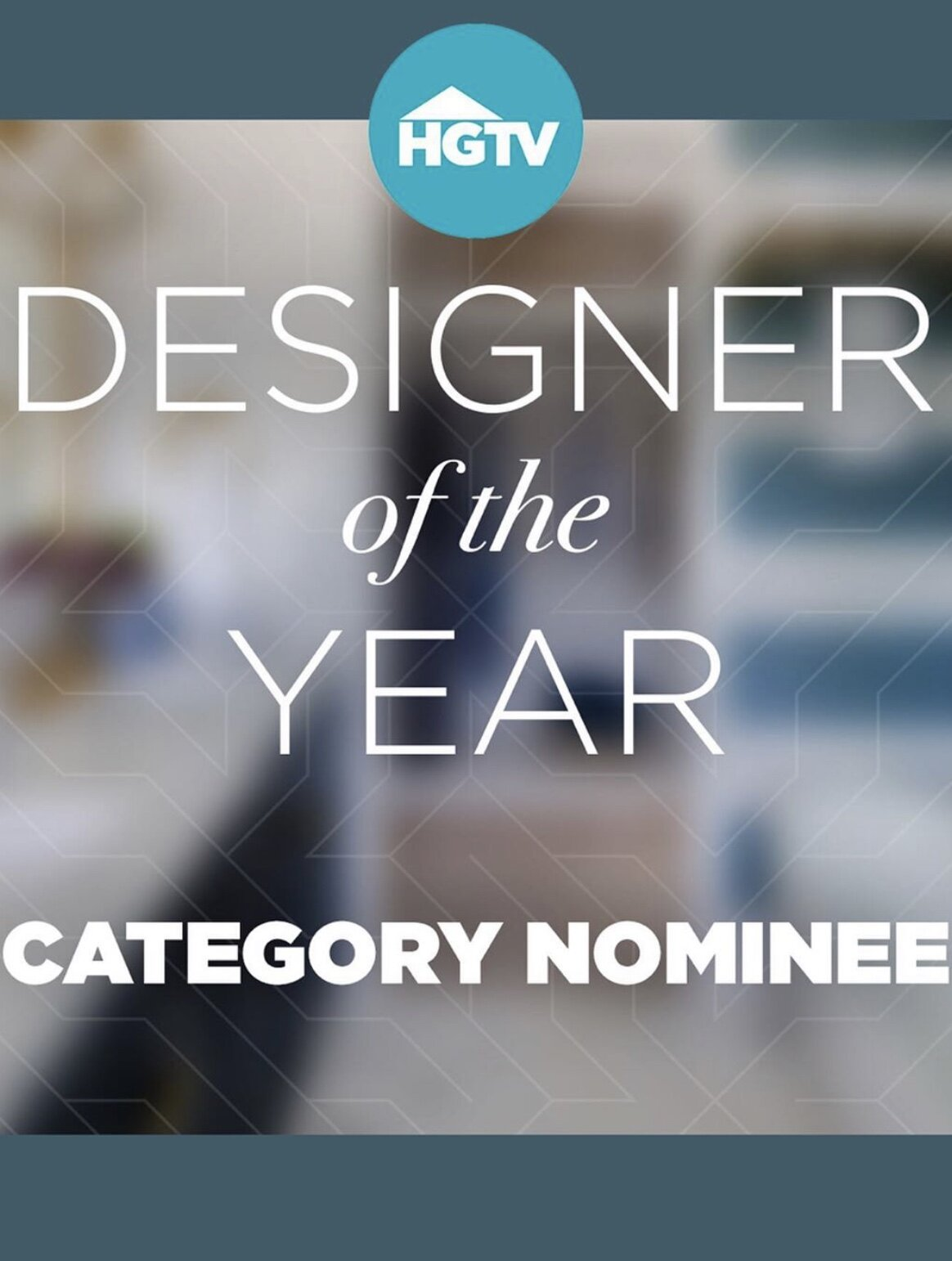 HGTV Designer of the Year