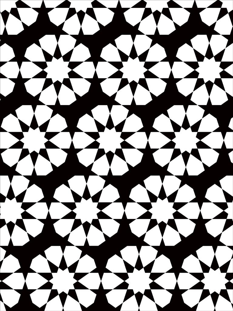 DLJ 3 Black White