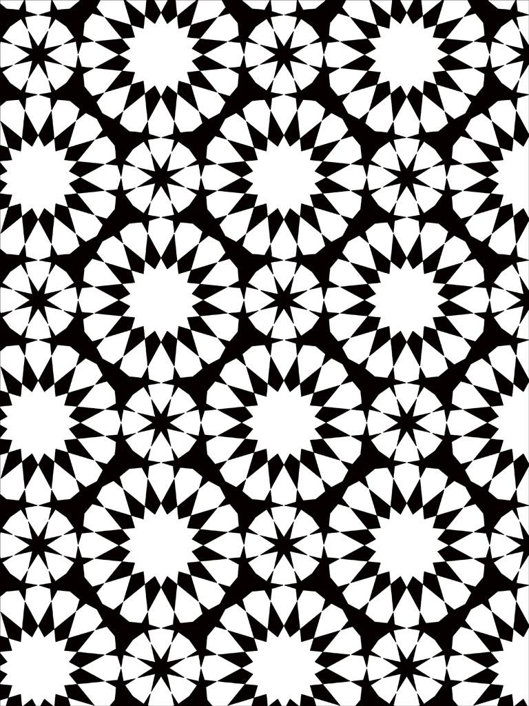 DLJ 6 Black White