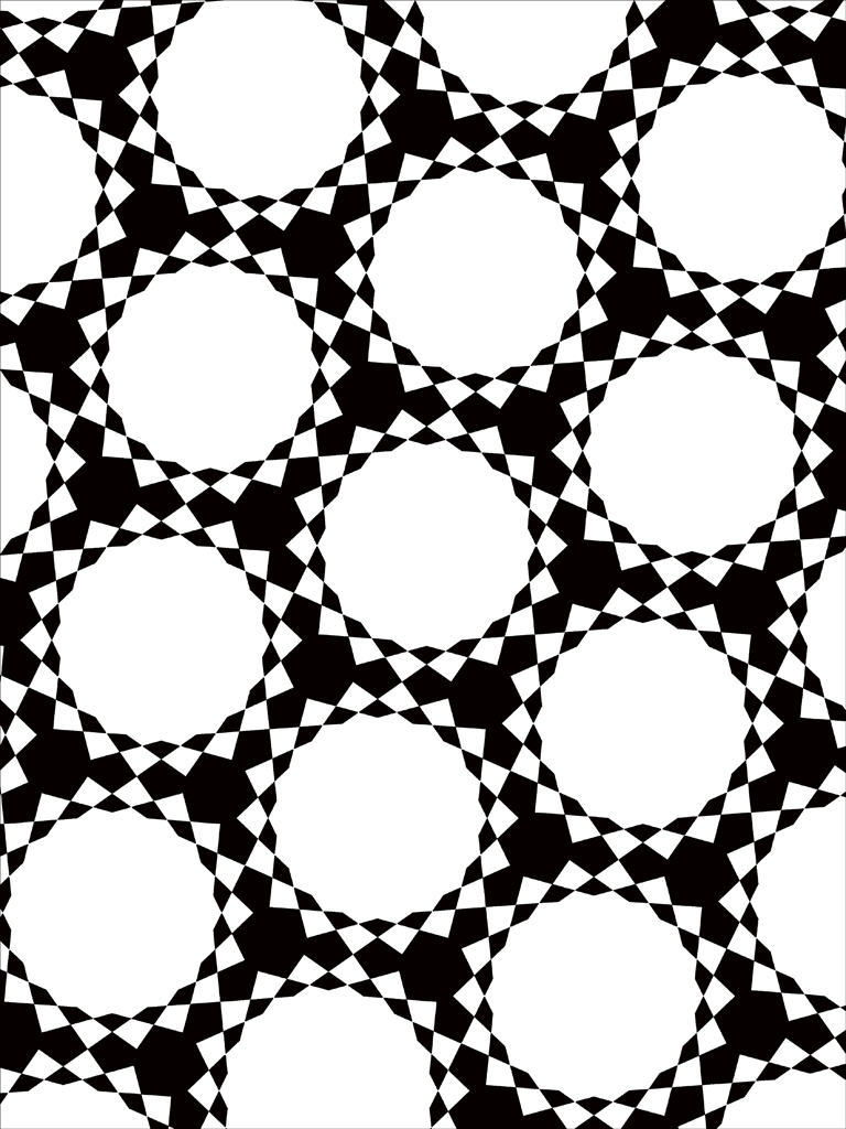 DLJ 8 Black White