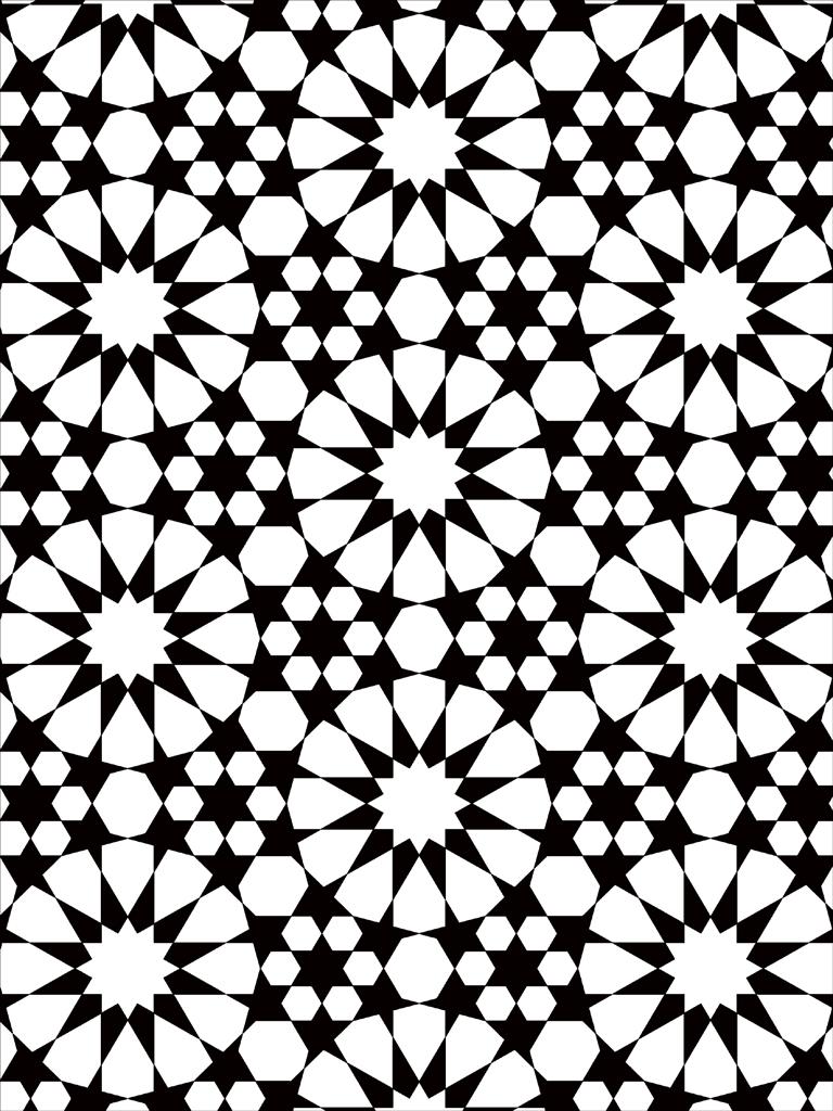 DLJ 9 Black White