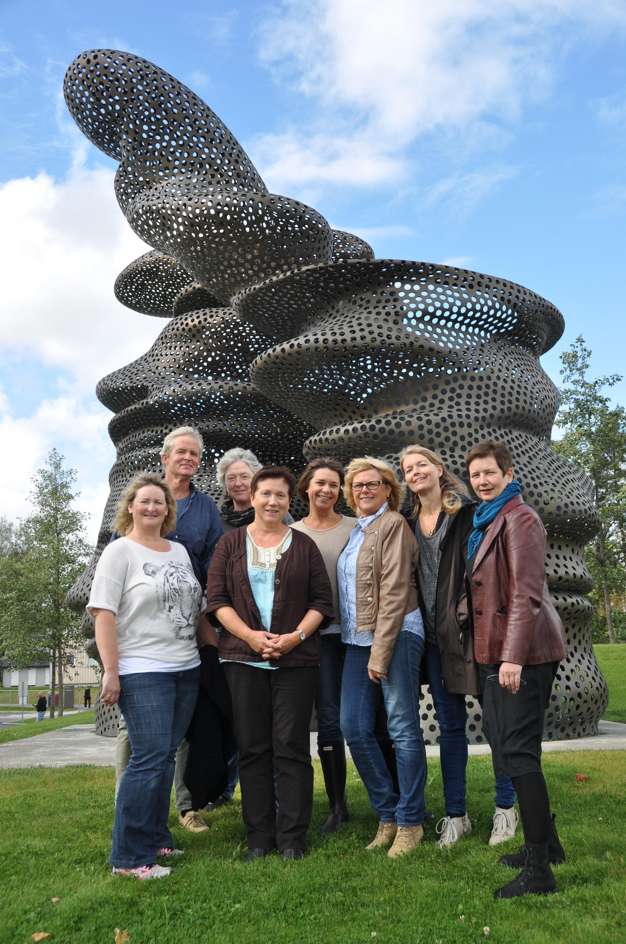 Prosjektgruppe helsepedagogikk Ahus 2013
