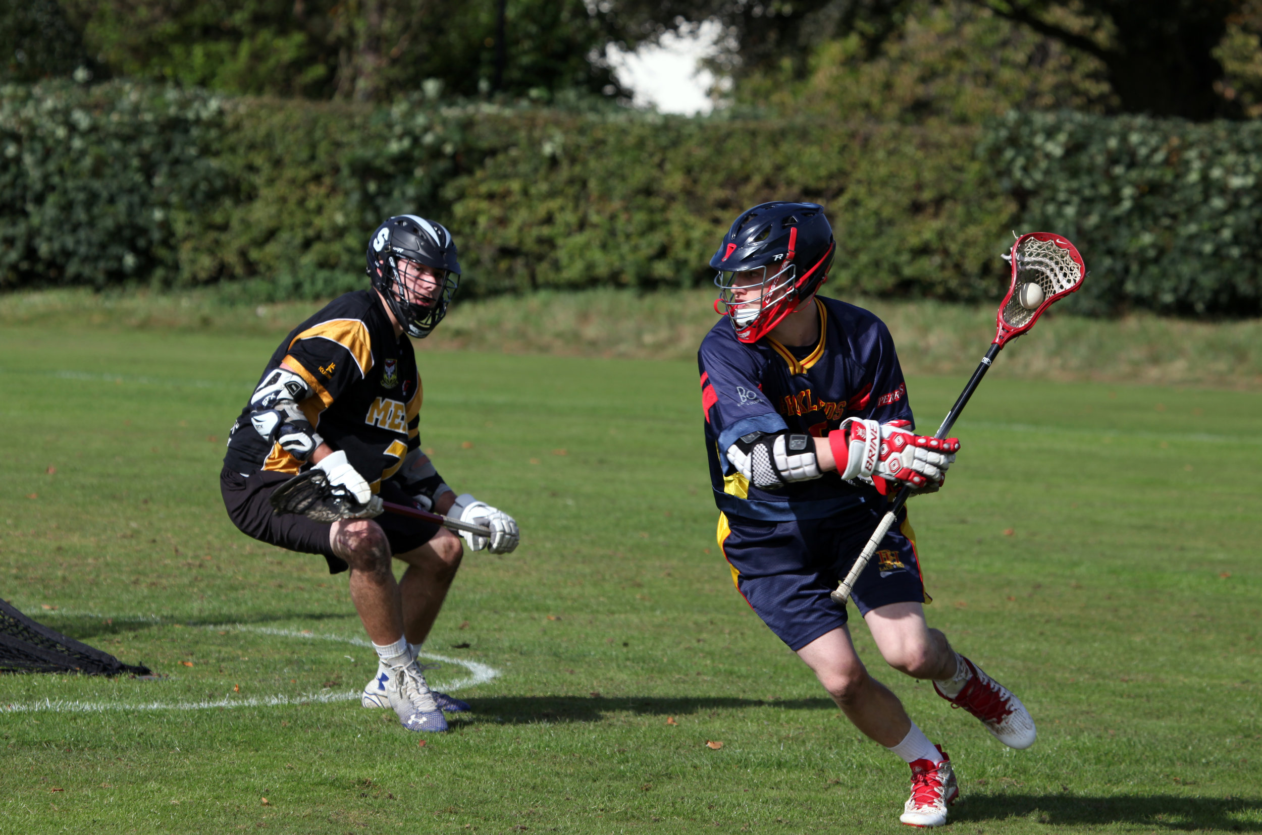 NEMLA League - Fixtures, results and tables from the North of England Men's Lacrosse Association