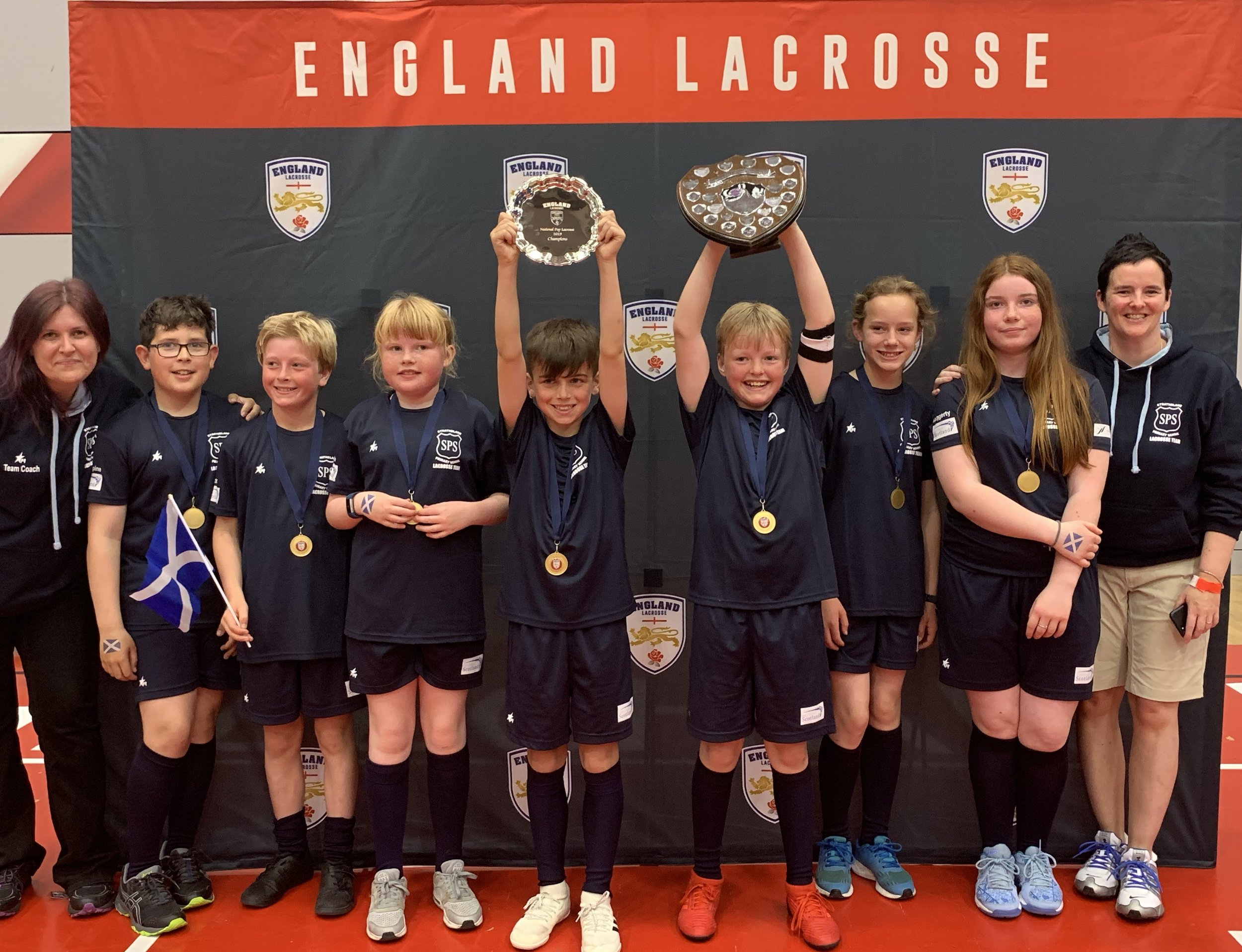 Trophy Winners 2019 - Strathblane Primary School