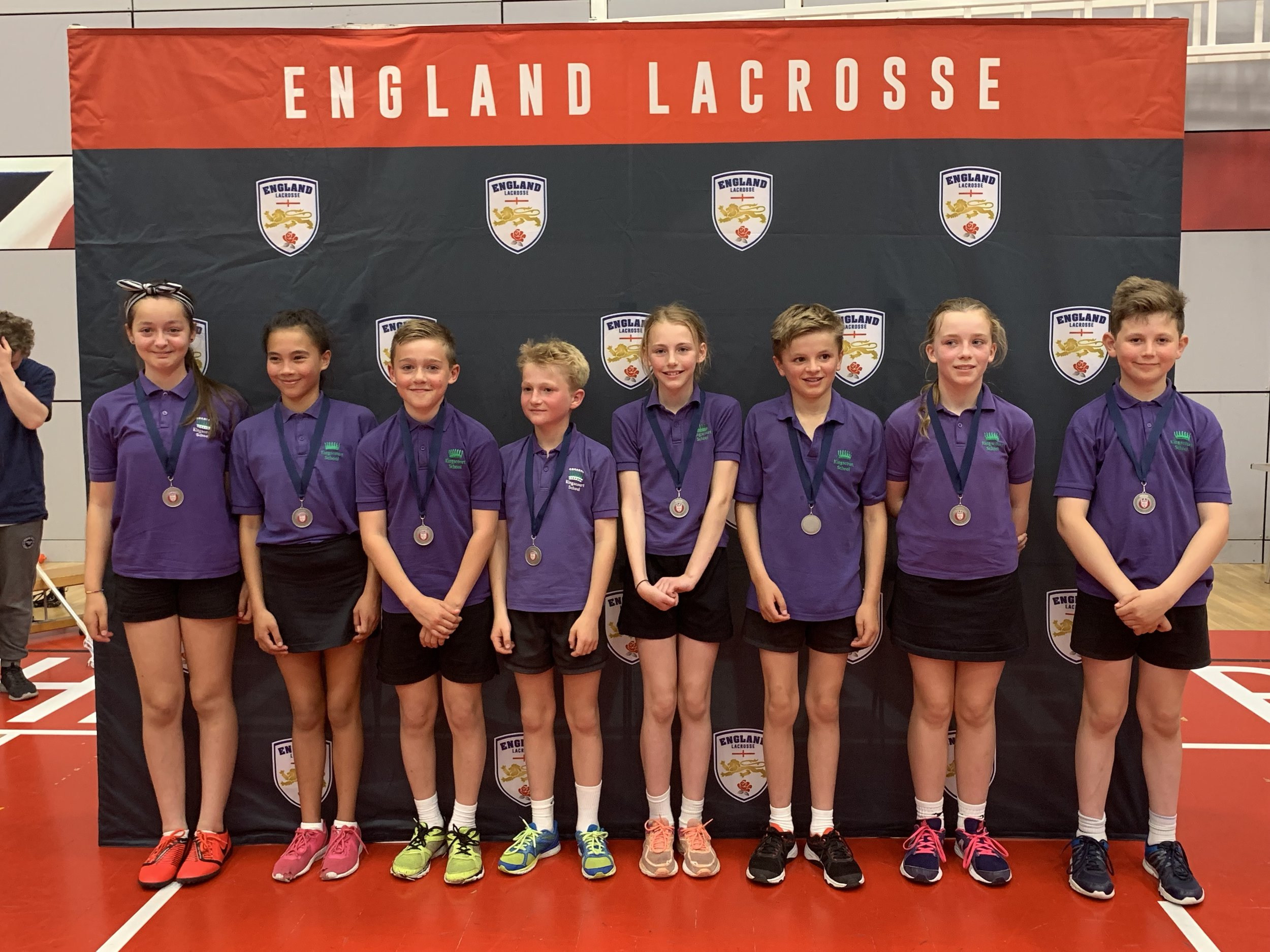 Trophy Runners-Up 2019 - Kingscourt School