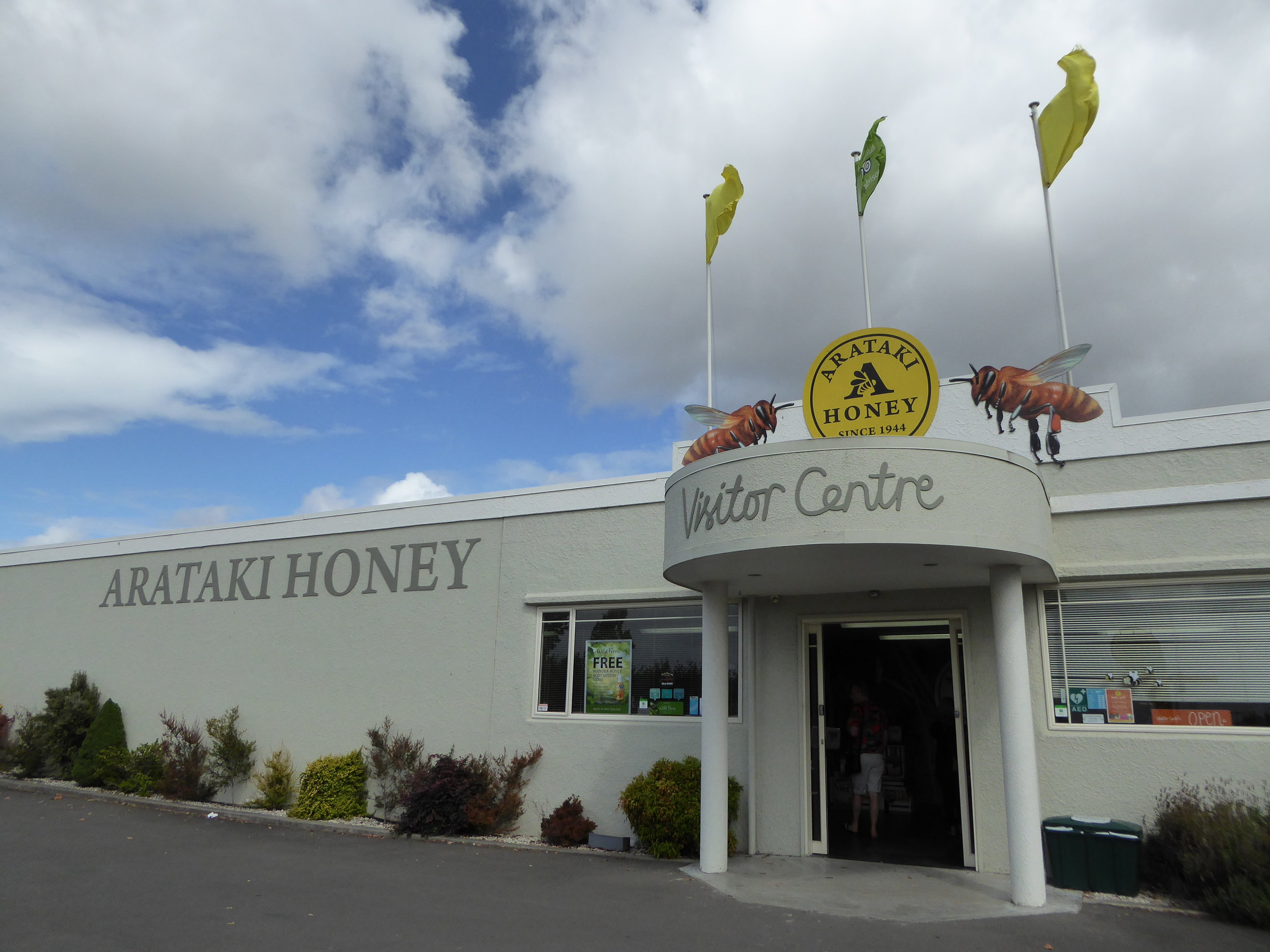 One of New Zealand's best-loved and best known Honey brand.
