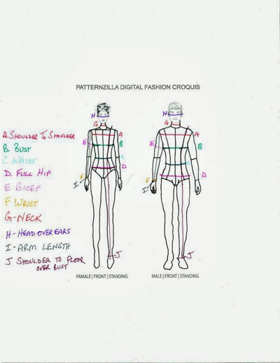 Seriously, Patternzilla is a pretty awesome site. They will CUSTOM MAKE a pattern to your specific measurements! Check em out!