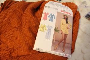 Orange Dress? Don't mind if I do!