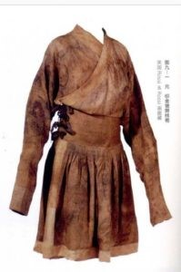 Which is a Mongolian Robe