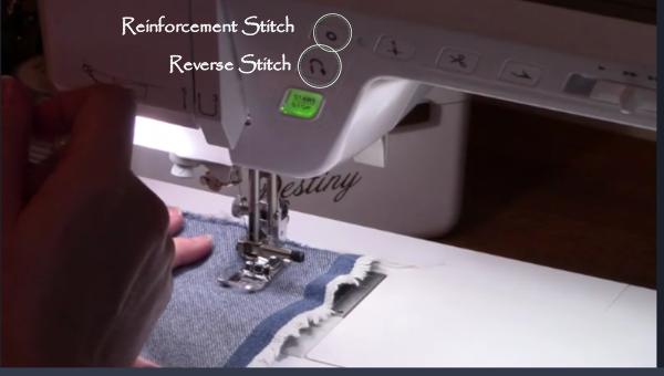 safety stitches