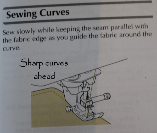 Too sharp to sew