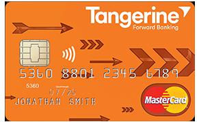 Tangerine credit card rebate