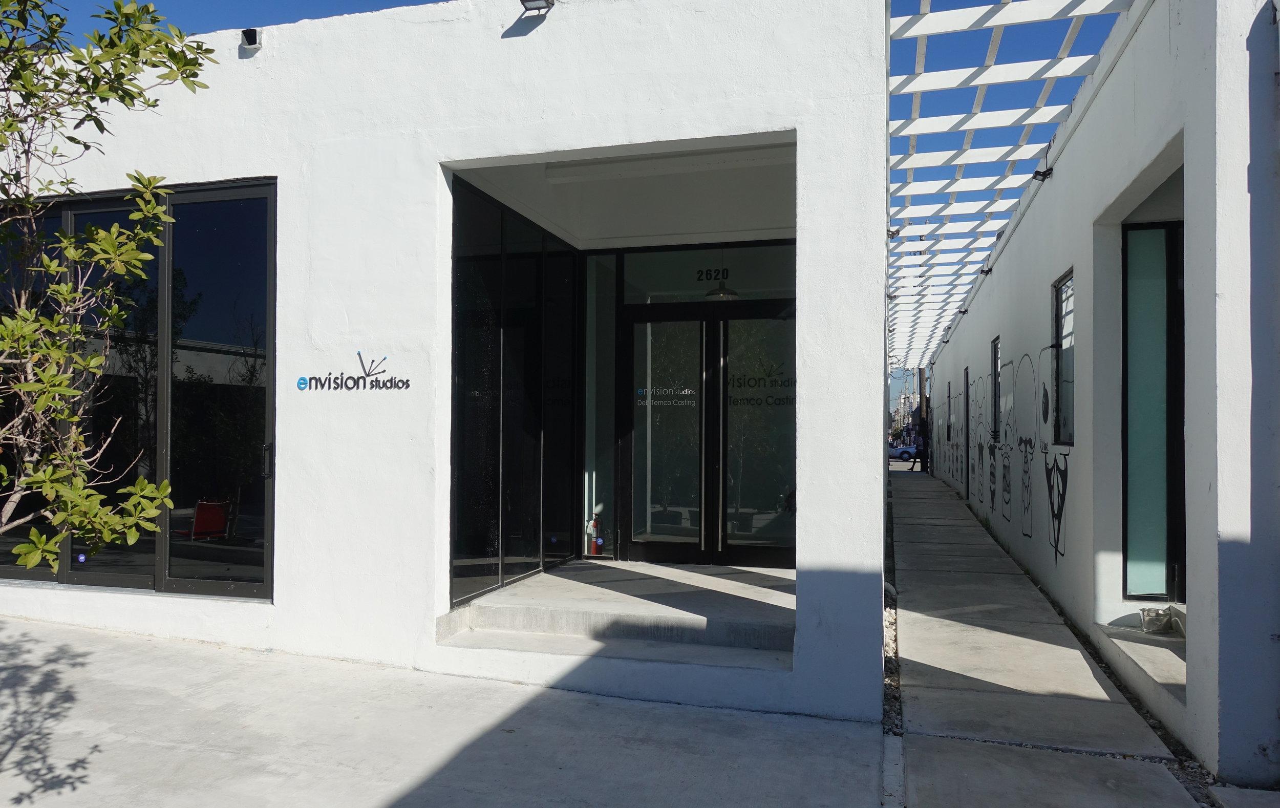 Envision Miami Walkway