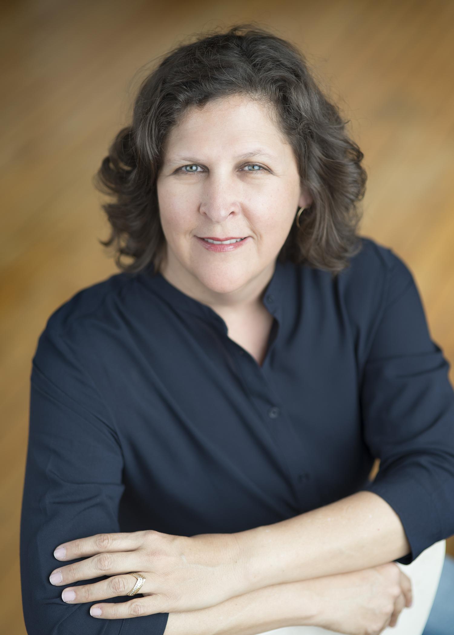 Michelle Goitia, owner  Photo Courtesy of Hartshorn Portraiture