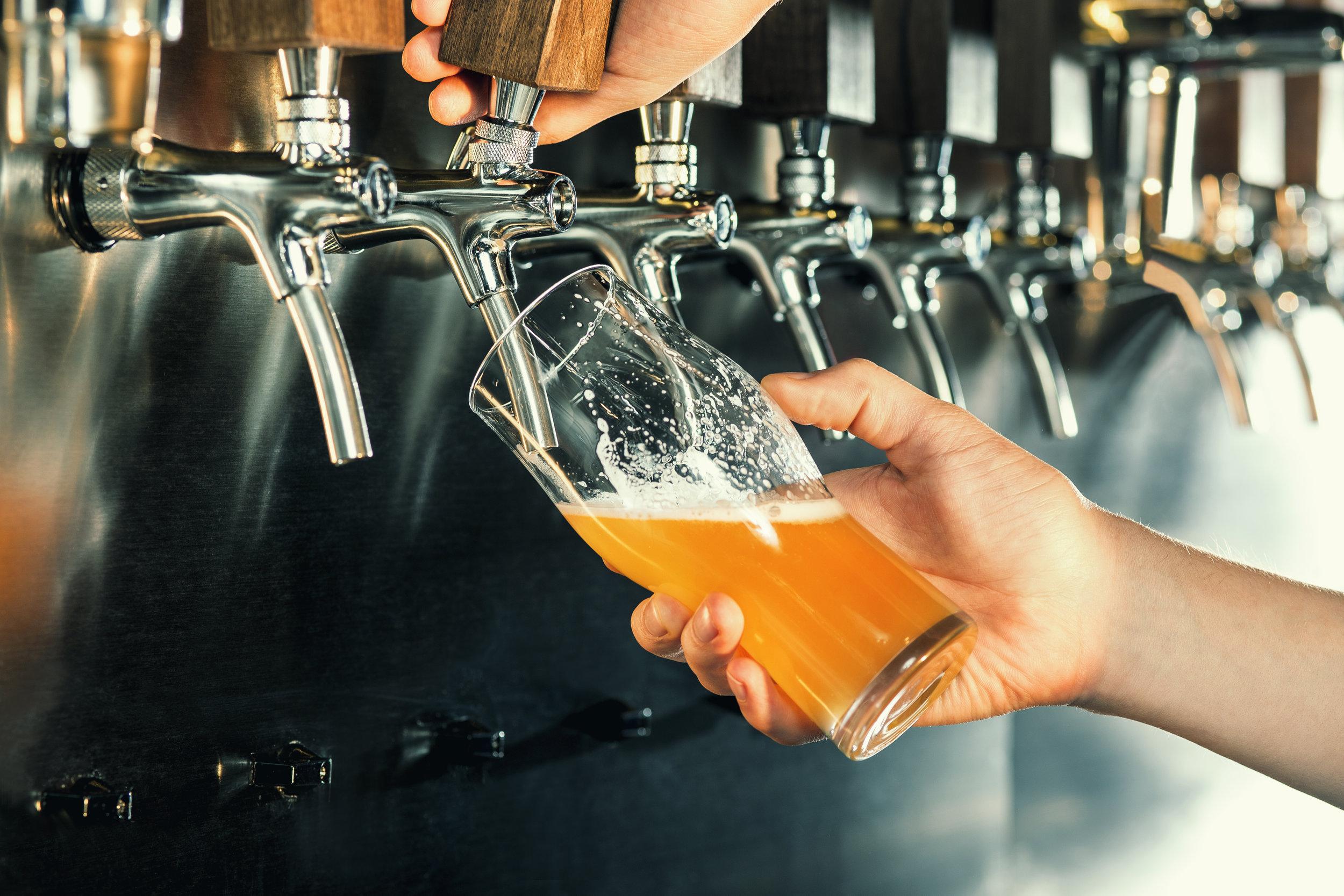 Beer from Taps.jpg