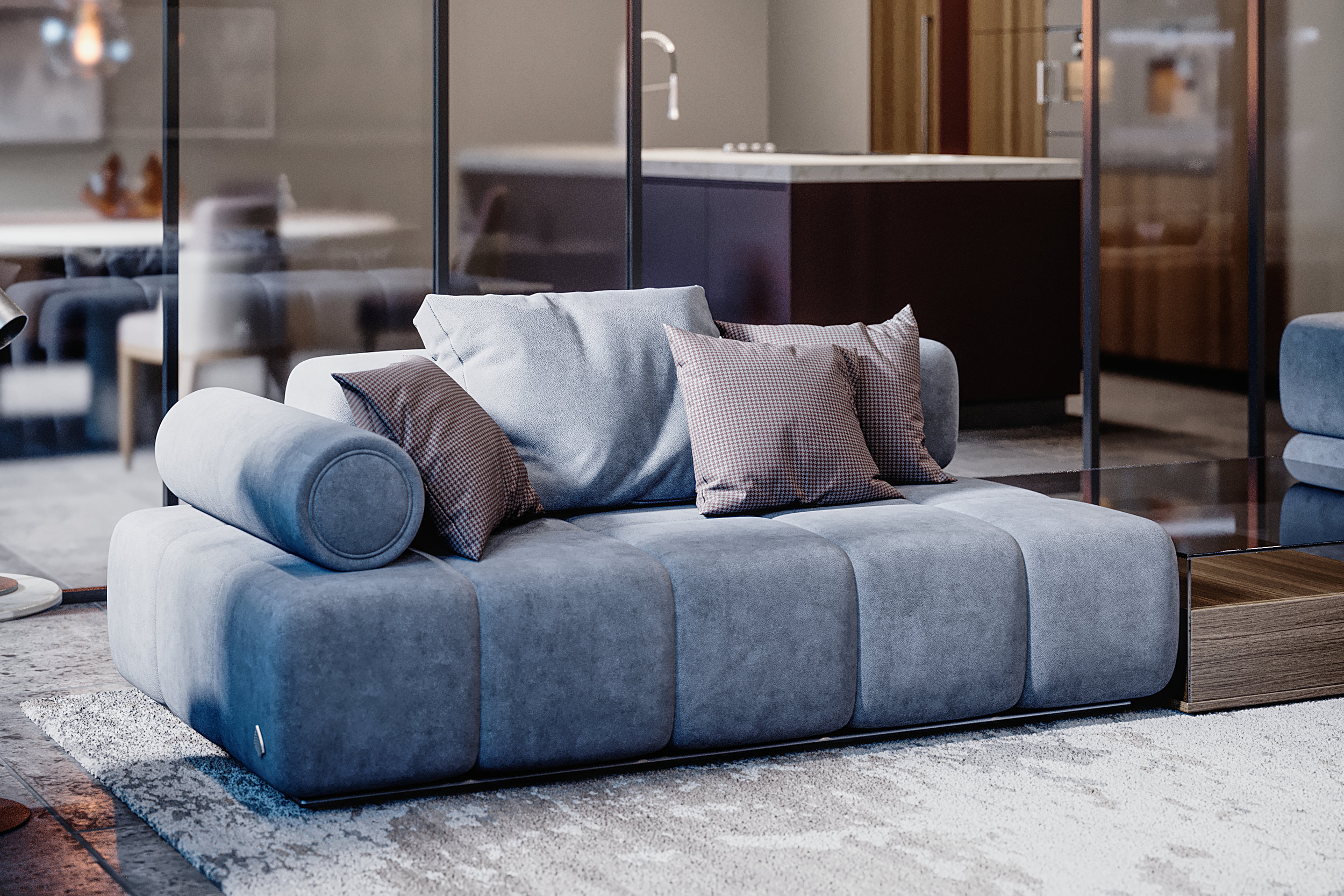 Hoffmann - SM LIVING COUTURE