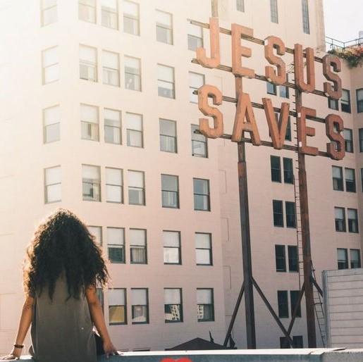 Girl Jesus Saves.jpg