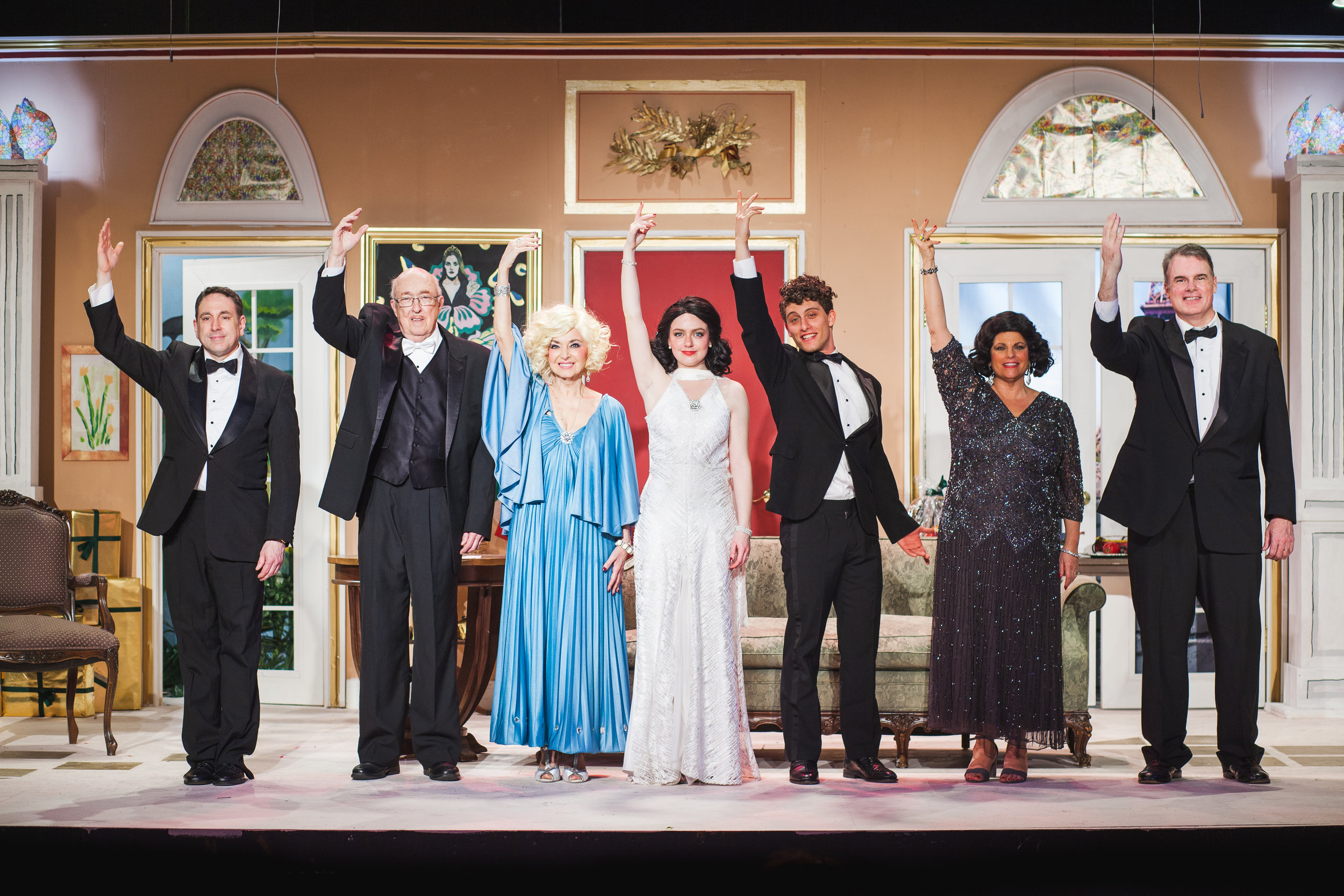 A Comedy Of Tenors -