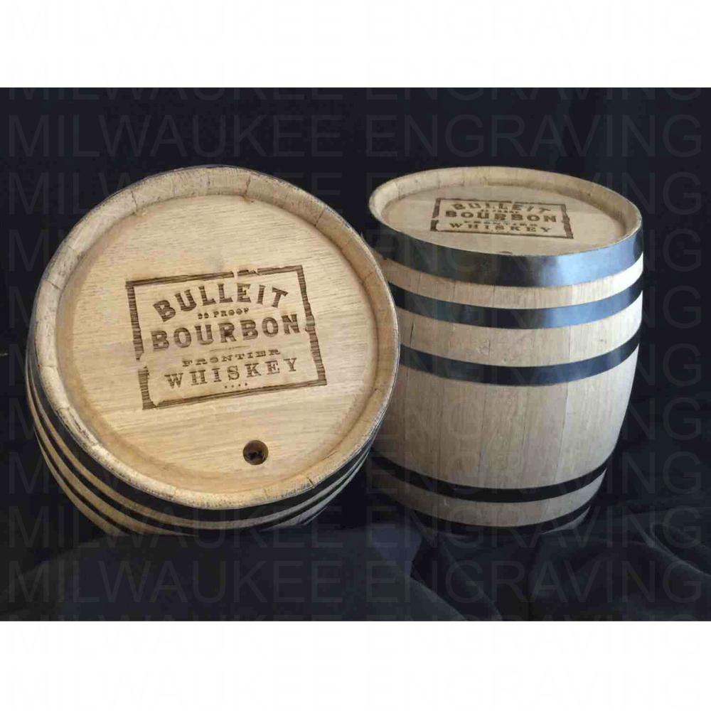 engraved barrels