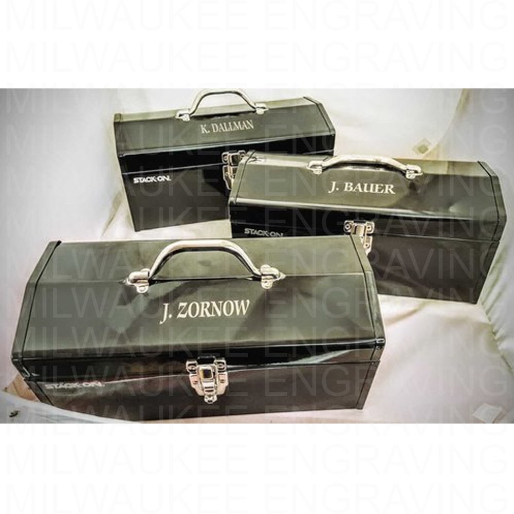 custom engraved tool boxes