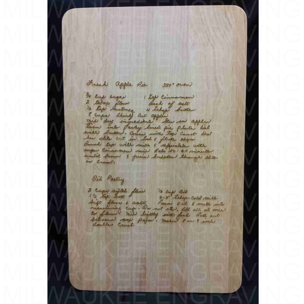 cutting board, gifts, gift ideas, laser engraved, custom, personal products, kitchen supplies