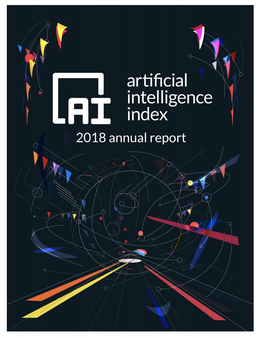 AI Index Annual Report 2018